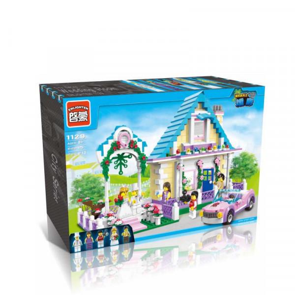 Enlighten Brick 1129 Svatební Obřad 613 dílů