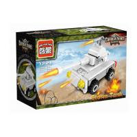 Enlighten Brick 1221 Mini Tank 53 dílů