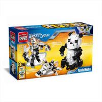 Enlighten Brick 1403-3 Panda Robot 221 dílů