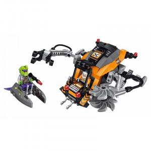 Enlighten Brick 1609 Důlní Vesmírná Loď 224 dílů