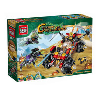 Enlighten Brick 2213 Slunečný Vůz 462 dílů