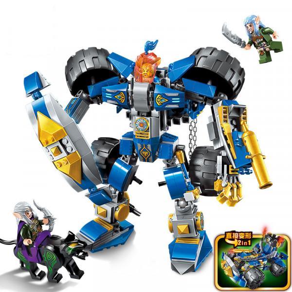 Enlighten Brick 2313 Robot Tank 372 dílů