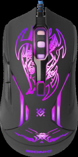 Defender Bionic GM-250L, Herní optická myš 52250
