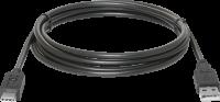 Defender USB09-03PRO USB 2.0 na USB-C, Napájecí kabel