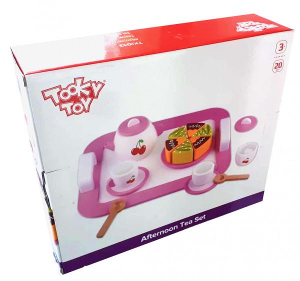 Tooky Toy Set odpolední čaj 20 dílů