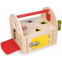 Classic World Locking Box 7 dílů