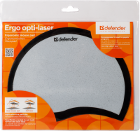 Defender Ergo black, Podložka pod myš
