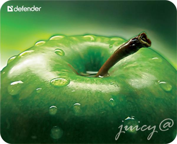 Defender Juicy Zelené Jablko, Podložka pod myš