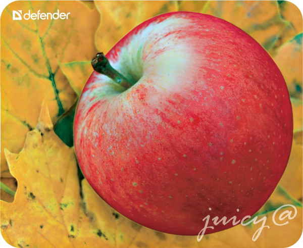 Defender Juicy Červené Jablko, Podložka pod myš