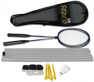 Badmintonová sada SEDCO + síť B229