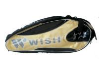Tenisová/squashová kabela Wish 029 velikost 75x30x15 cm