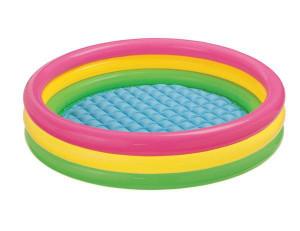 Bazén nafukovací dětský Intex 57422 SOFT 147x33