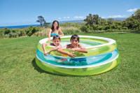 Bazén Intex 57489 nafukovací kruh 203x51 cm