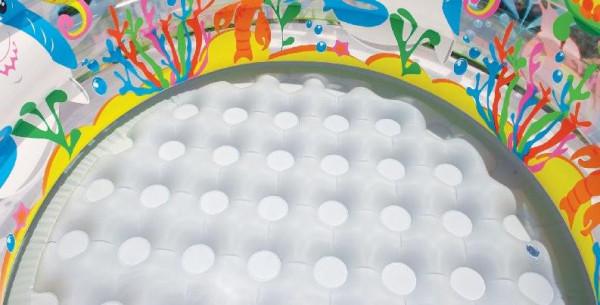 Bazén nafukovací AQUARIUM velikost 152x56 INTEX AKCE