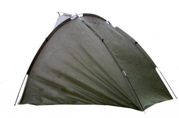 Rybářský bivak - přístřešek Sedco 260x115+80x120 cm