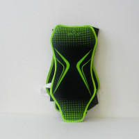 Chránič páteře Spartan SOFT XL zelený