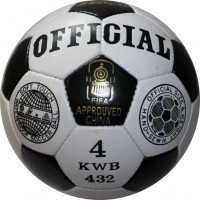 Fotbalový míč OFFICIAL SEDCO KWB32 - 4