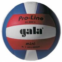 Míč volejbal TRAINING MINI BV4051S barva červeno/modro/bílá GALA