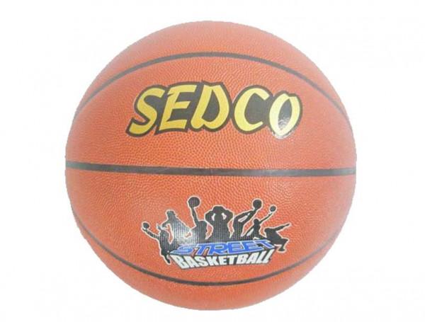 Míč basket kůže Sedco OFFICIAL STREET - 7