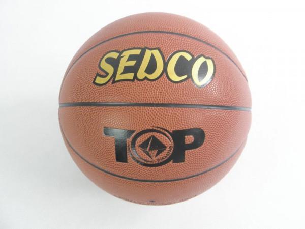 Míč basket SEDCO kůže COOL CAT - 5