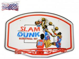 Panel na basket 90x60cm + síť