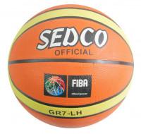 Míč basket SEDCO ORANGE SUPER 7