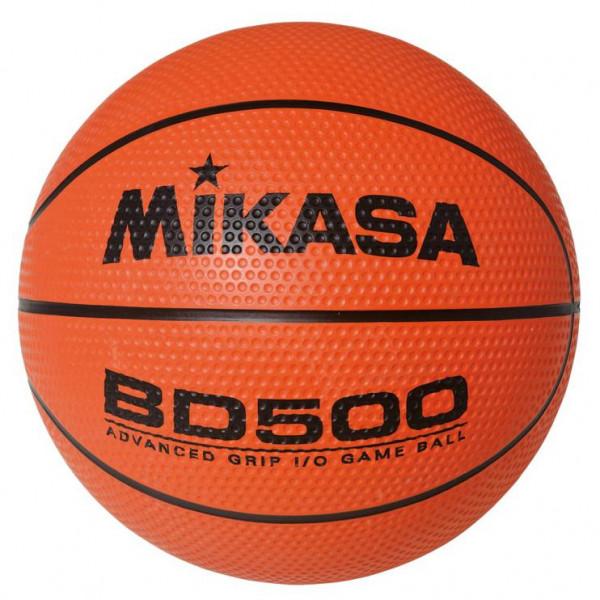 Míč basketbalový MIKASA BD500