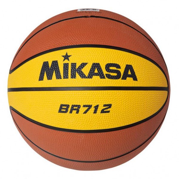 Míč basketbalový MIKASA BR712