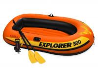 Člun nafukovací EXPLORER PRO 300 Set INTEX