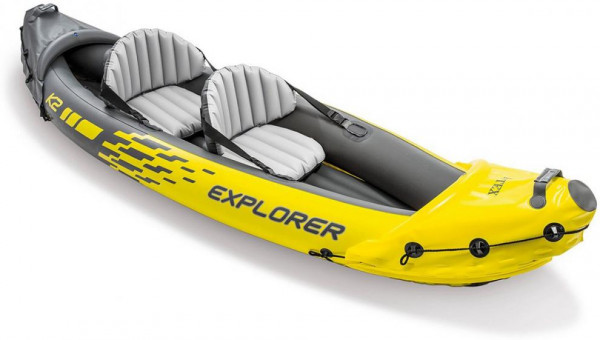 Člun nafukovací EXPLORER K2 SET INTEX