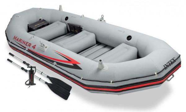Člun nafukovací INTEX MARINER 4 Set