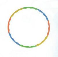 KRUH HULA HOOP 90 cm Sedco mix barev