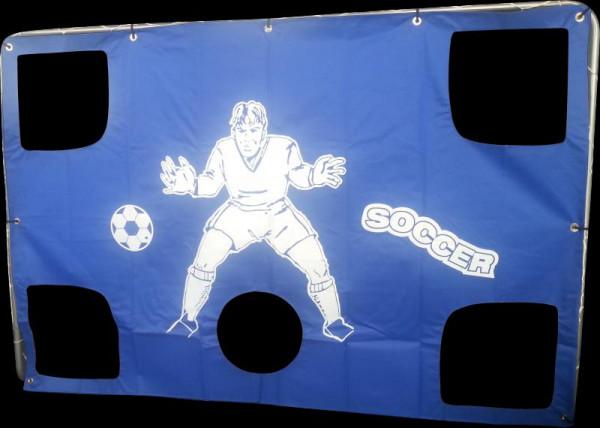 Fotbalová branka s plachtou 183 x 122 x 61 cm