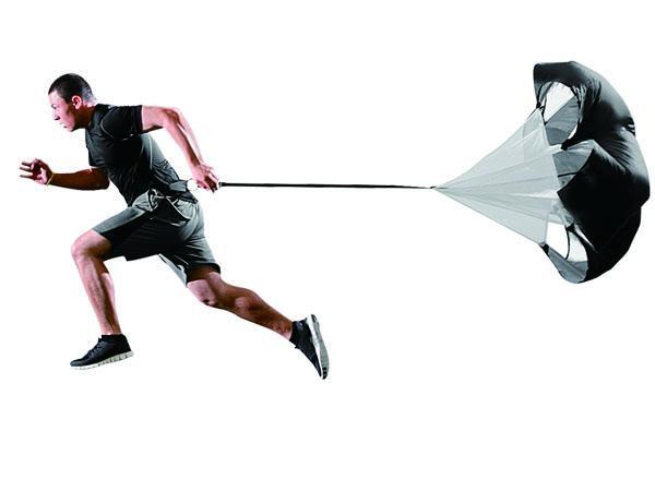Brzdící padák pro trénink 3674