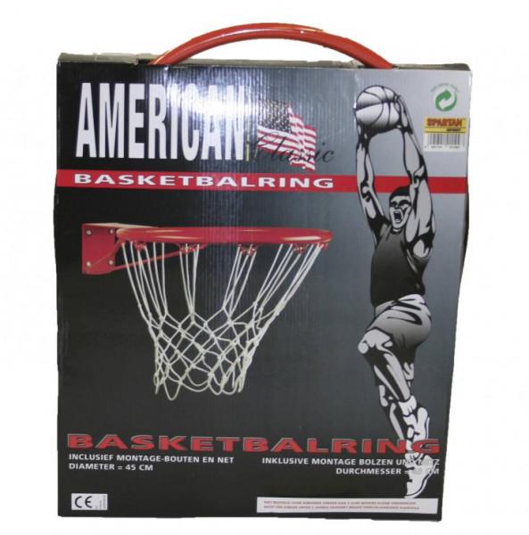 Koš na basket + síť FEDER