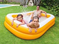 Bazén INTEX nafukovací FAMILY MANDARIN 229X147X46