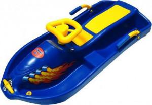 Boby řiditelné Snow Boat PLASTKON 93 x 44 x 35 cm