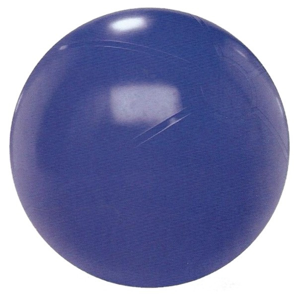 Gymnastický míč 75cm EXTRA FITBALL stříbrná