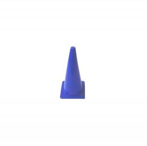 Kužely kopaná 37cm modrá