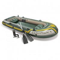 Člun nafukovací INTEX SEAHAWK 4 Set