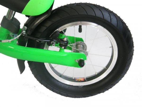 Odrážedlo RIDER CROSS NR3 SEDCO barva zelená