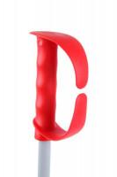 Lyže kluzky hole s vázáním délka 70 cm