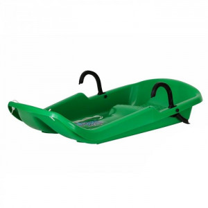 Boby TWISTER PLASTKON zelená 80x40x16cm