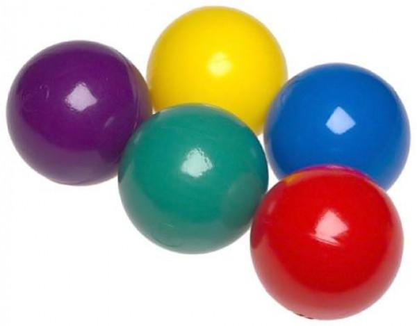 Míčky hrací Intex 49602 small fun 100 kusů 6,5 cm