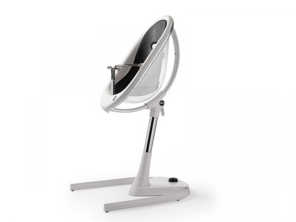 Sedací podložka do židličky Moon černá