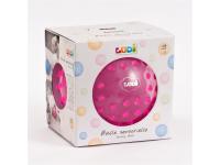 Senzorický míček růžový