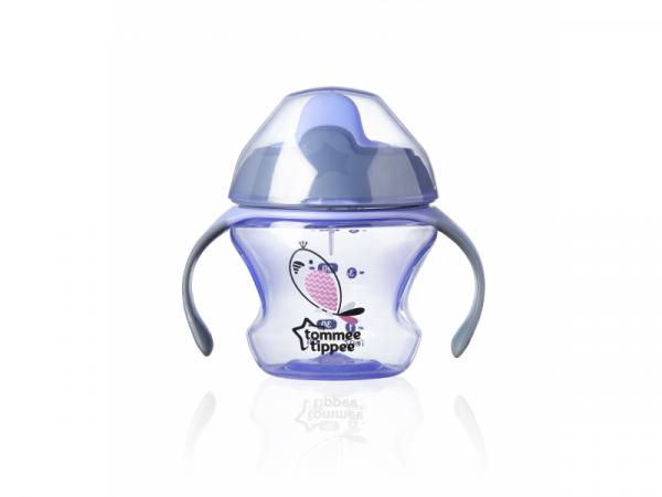Netekoucí hrnek Explora First Cup 150ml 4m+