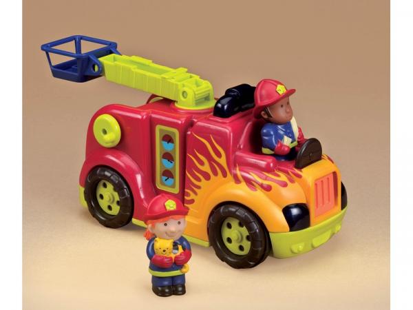 Hasičské auto Fire Flyer