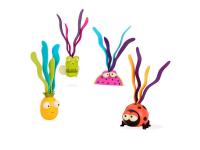 Podběrák s hračkami potápění Hroch Hubba