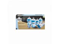 Sada kojeneckých lahviček C2N s kartáčem modrá